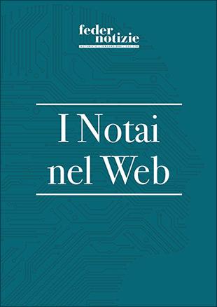 Copertina NOTAI NEL WEB