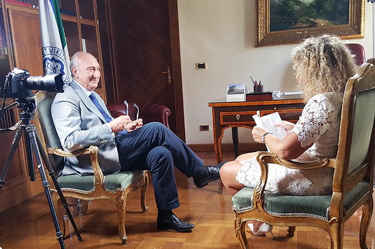 Intervista a Salvatore Lombardo