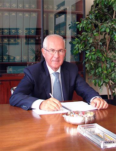 Egidio Lorenzi, già direttore di Federnotizie