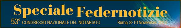 Congresso Nazionale del Notariato 2018 - Roma