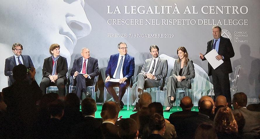 Seconda Tavola Rotonda - Congresso Nazionale del Notariato 2019