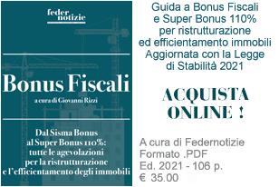 Bonus Fiscali e Super Bonus 110%